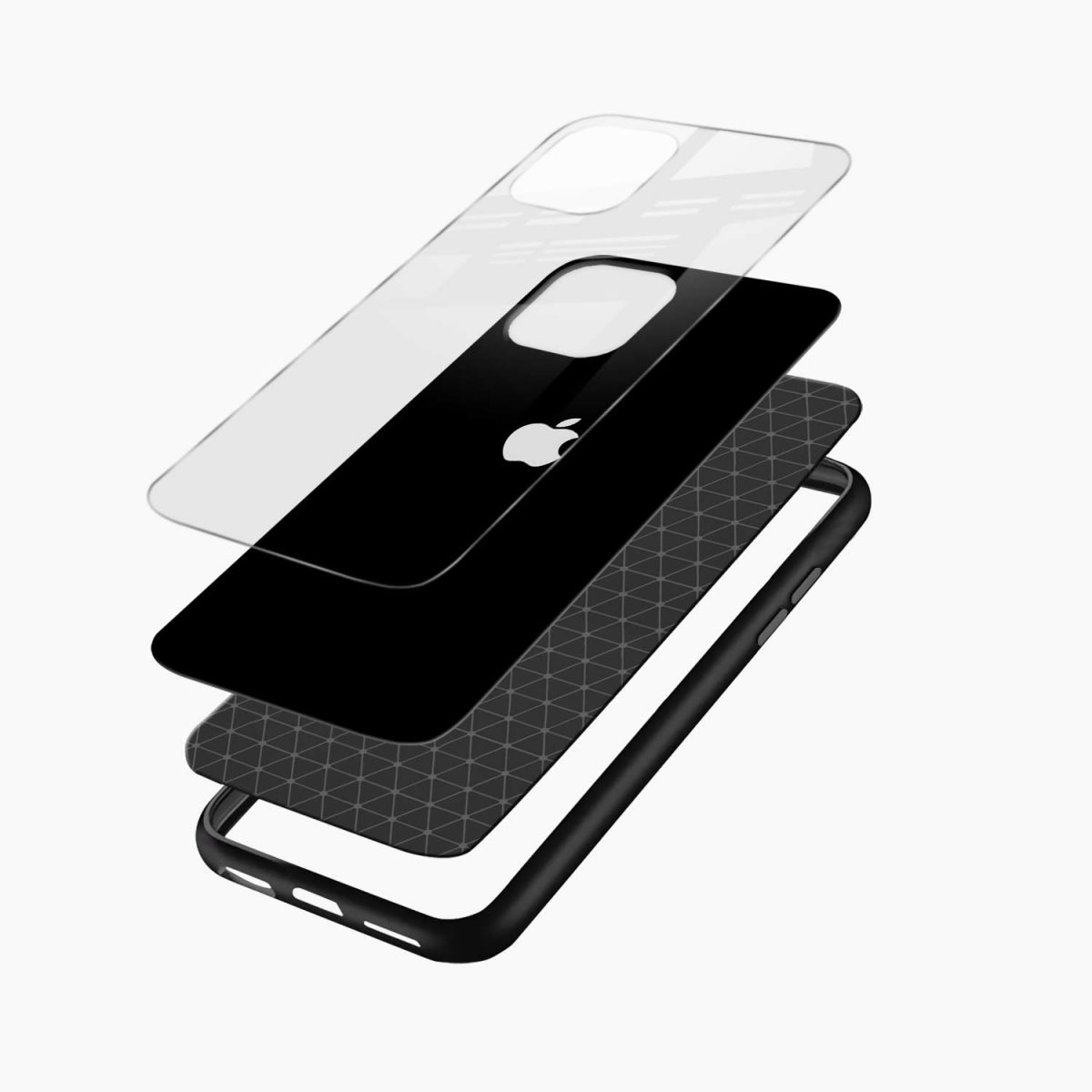 simply elegant iphone back cover layers view