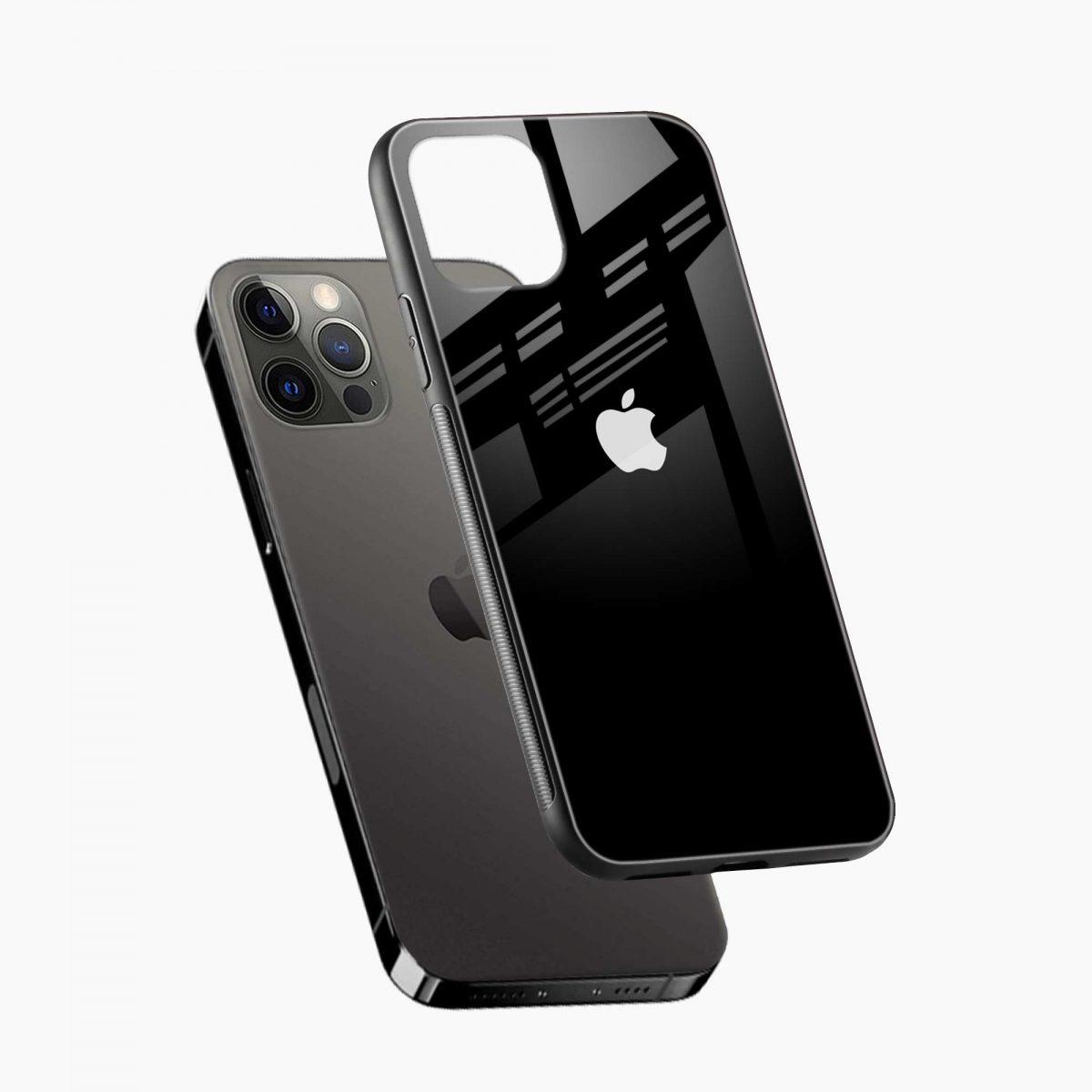 simply elegant iphone pro back cover diagonal view
