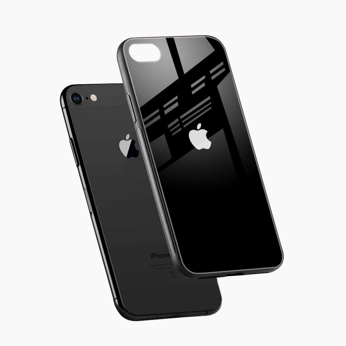 simply elegant diagonal view apple iphone 6 7 8 se back cover