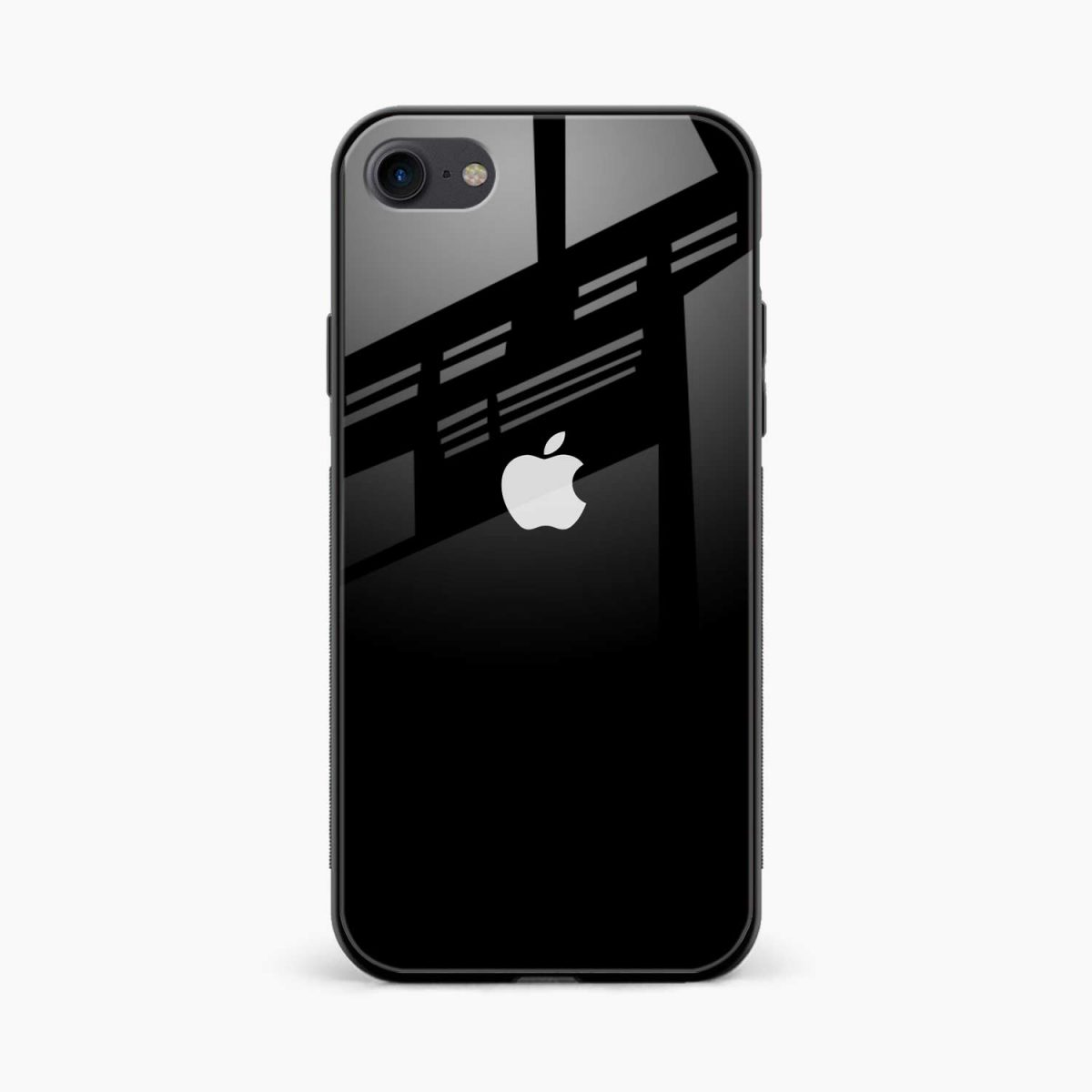 simply elegant front view apple iphone 6 7 8 se back cover