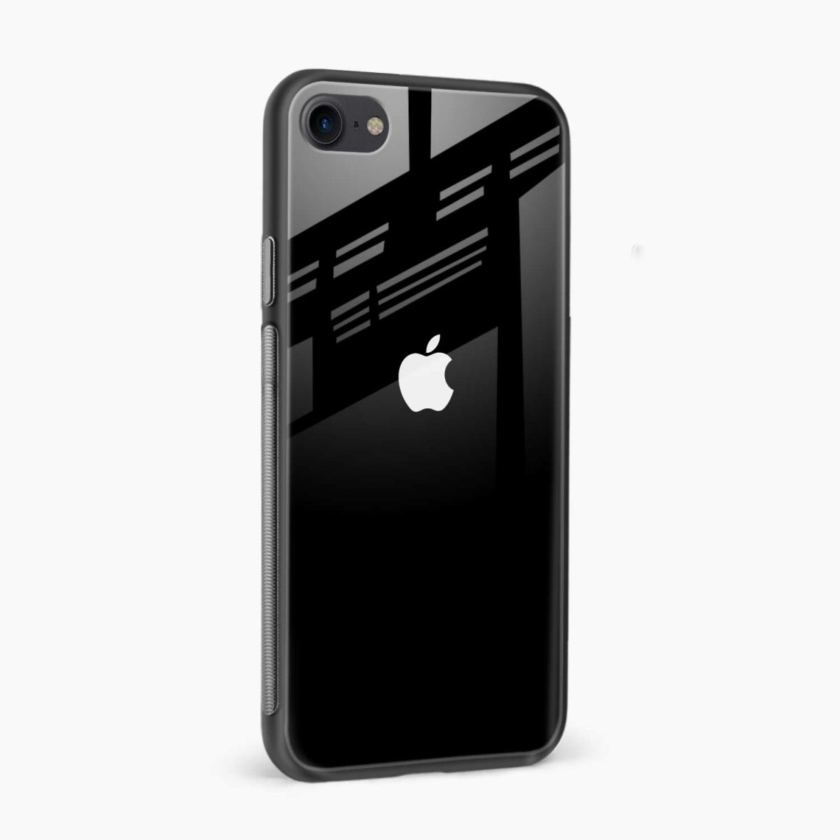 simply elegant side view apple iphone 6 7 8 se back cover