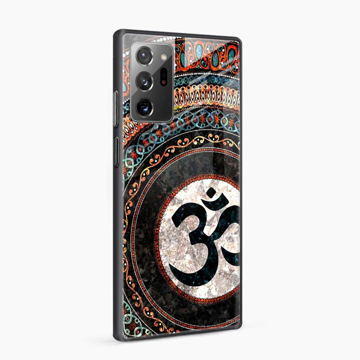 om glass side view samsung galaxy note20 ultra back cover