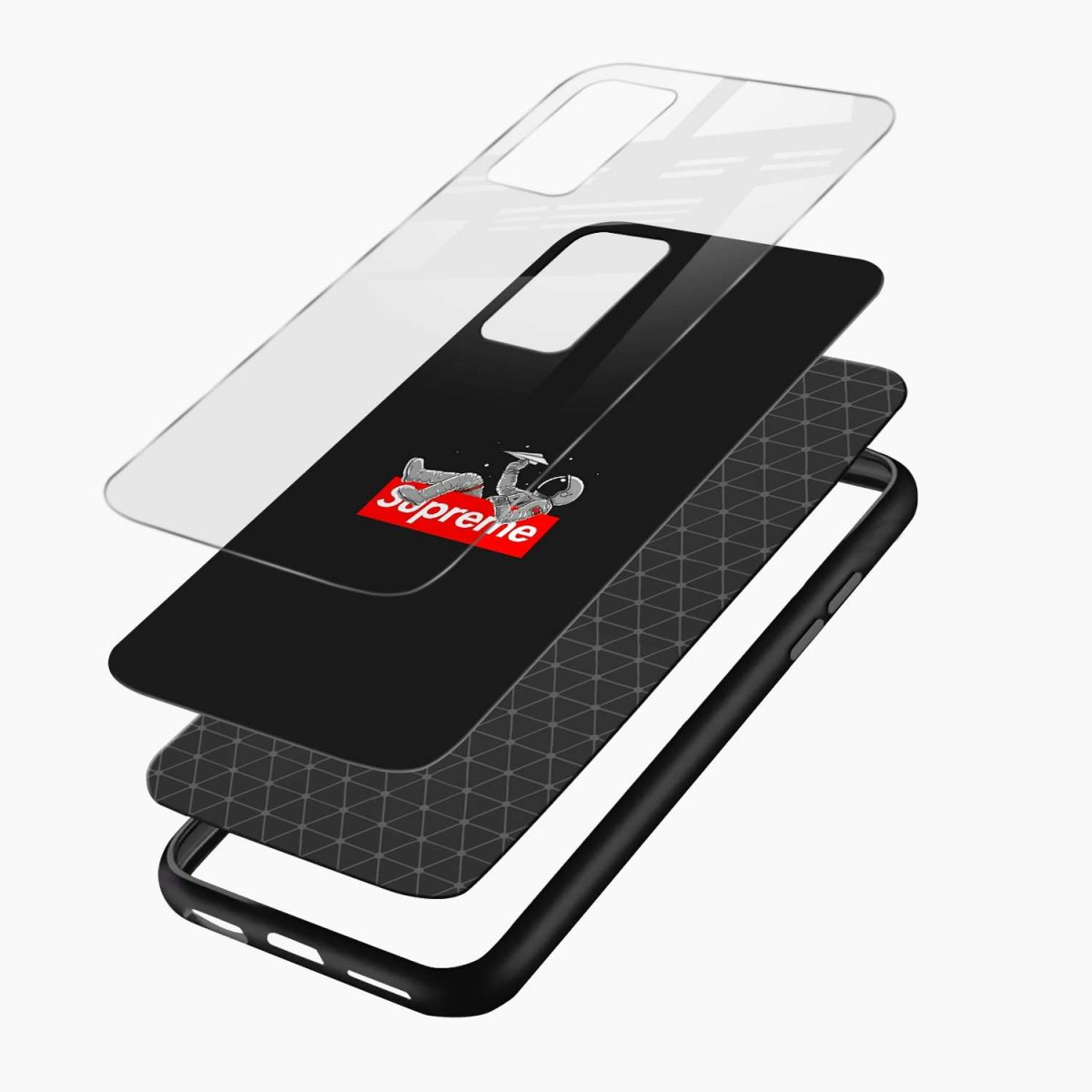 supreme astronaut layers view samsung galaxy note20 ultra back cover