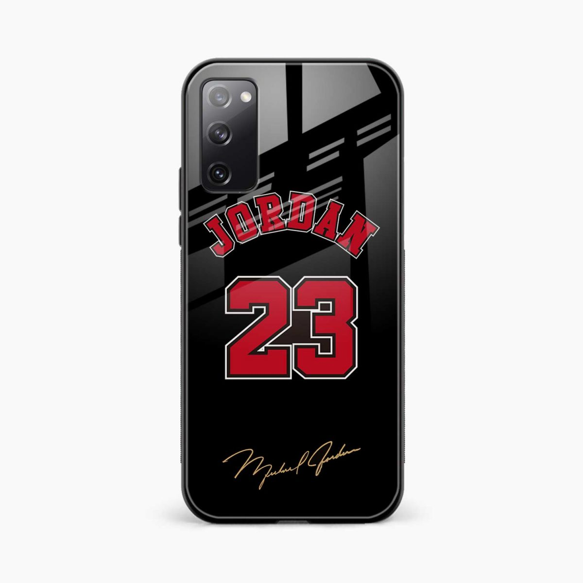 jordan front view samsung galaxy s20 fe back cover