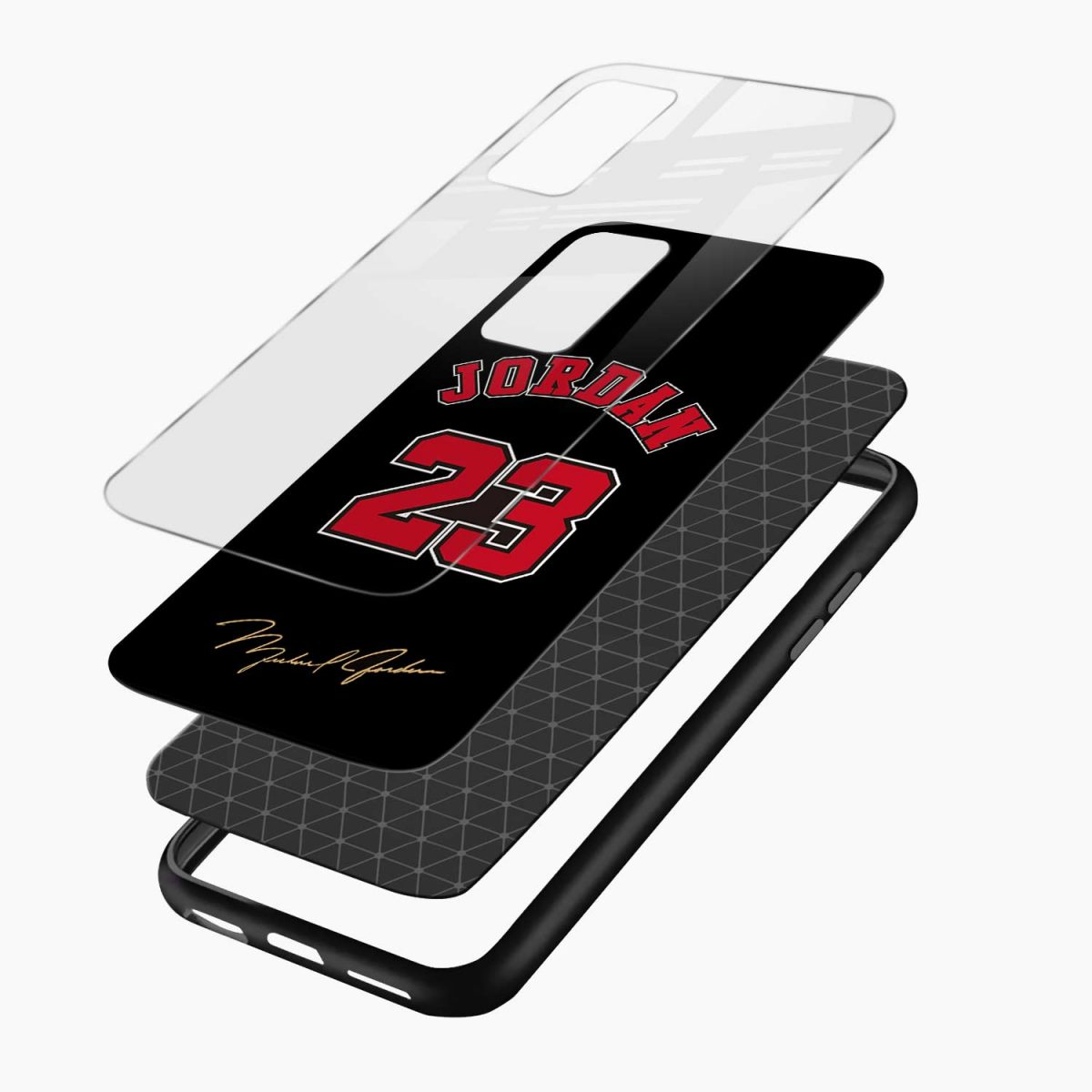 jordan layers view samsung galaxy note20 ultra back cover