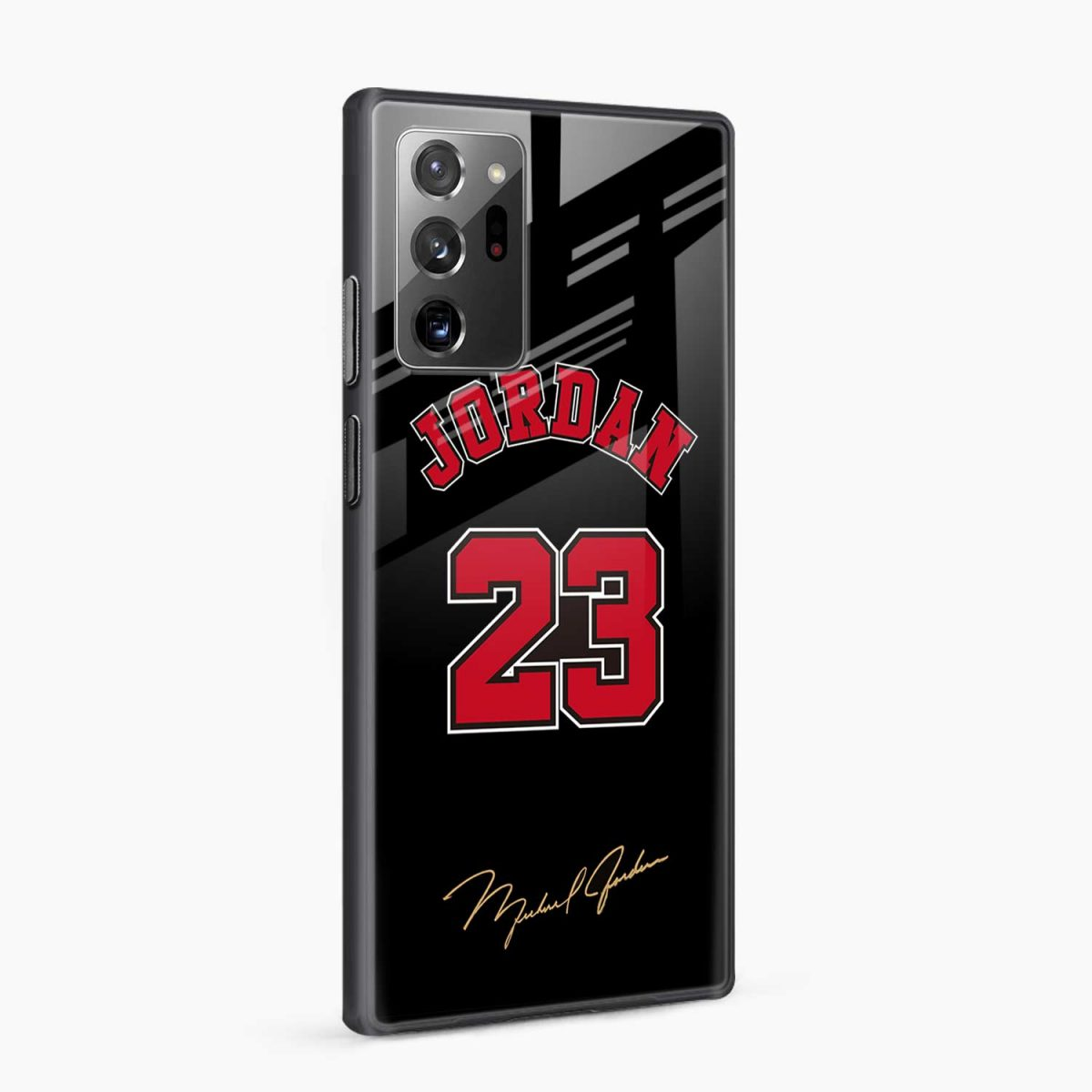 jordan side view samsung galaxy note20 ultra back cover
