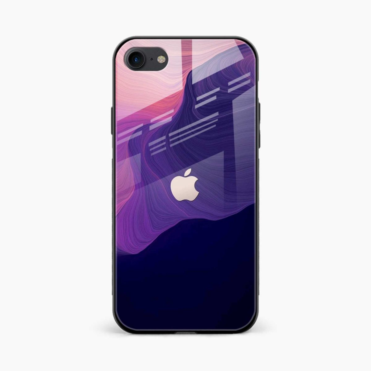simply classic front view apple iphone 6 7 8 se back cover