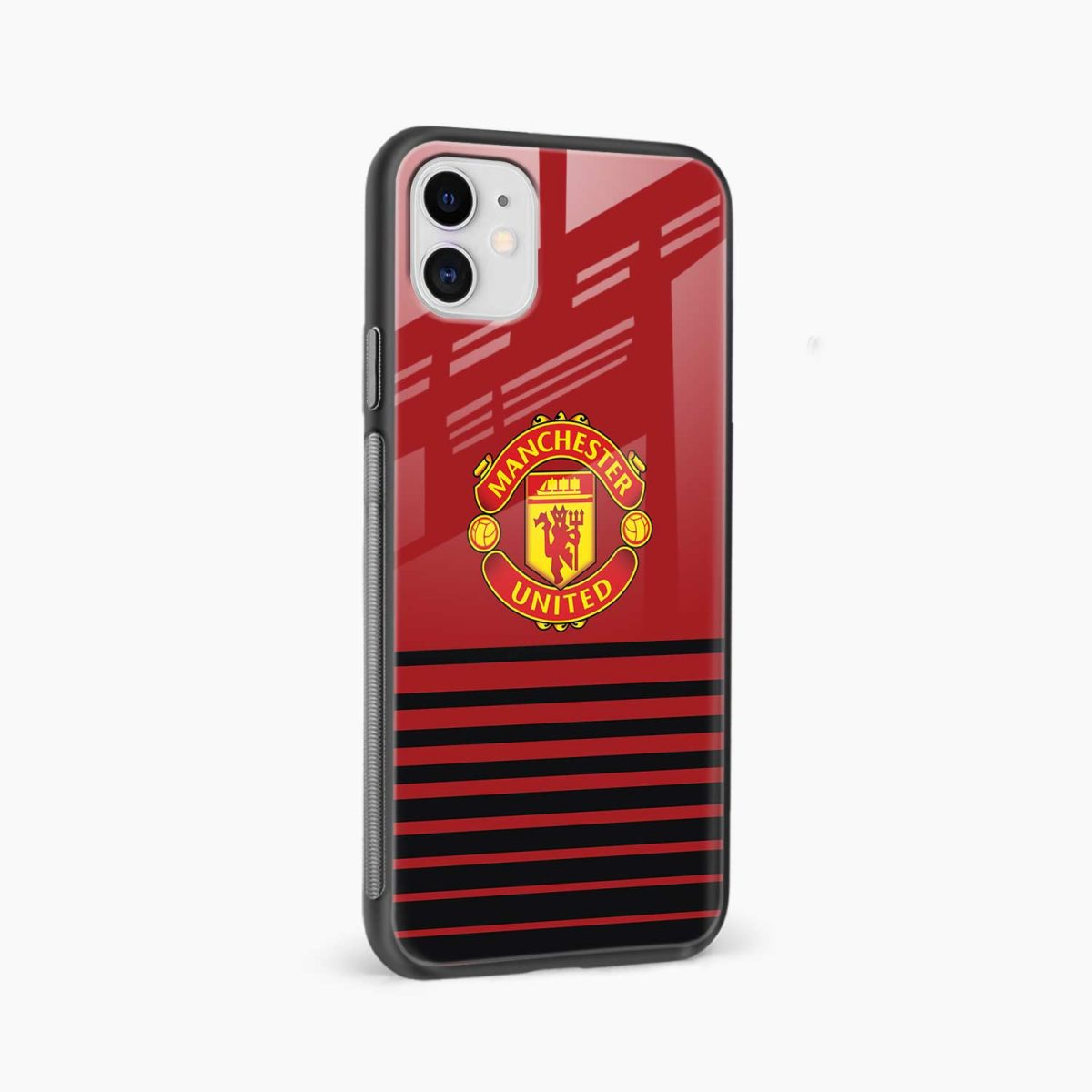 manchester united iphone back cover side view