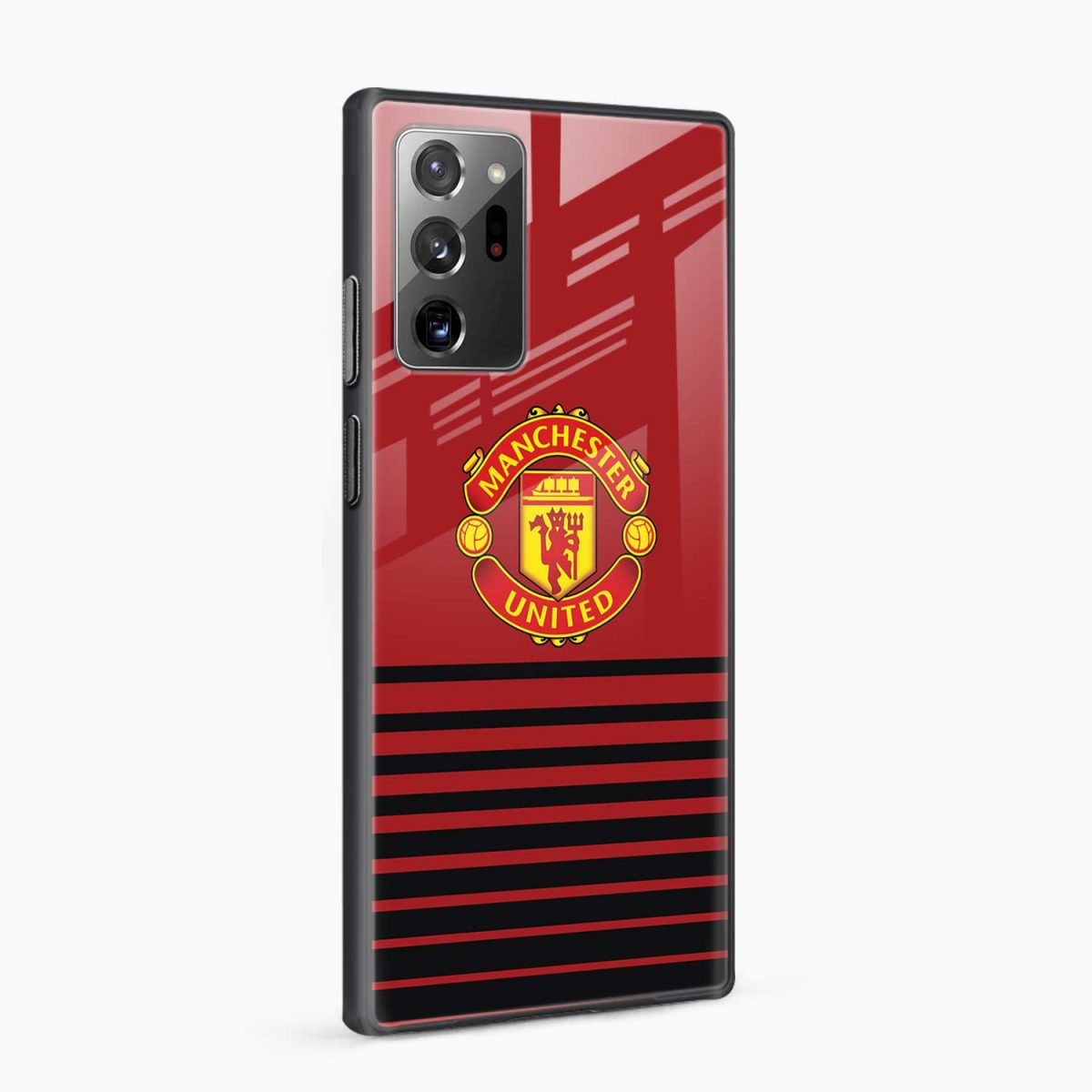 manchester united side view samsung galaxy note20 ultra back cover