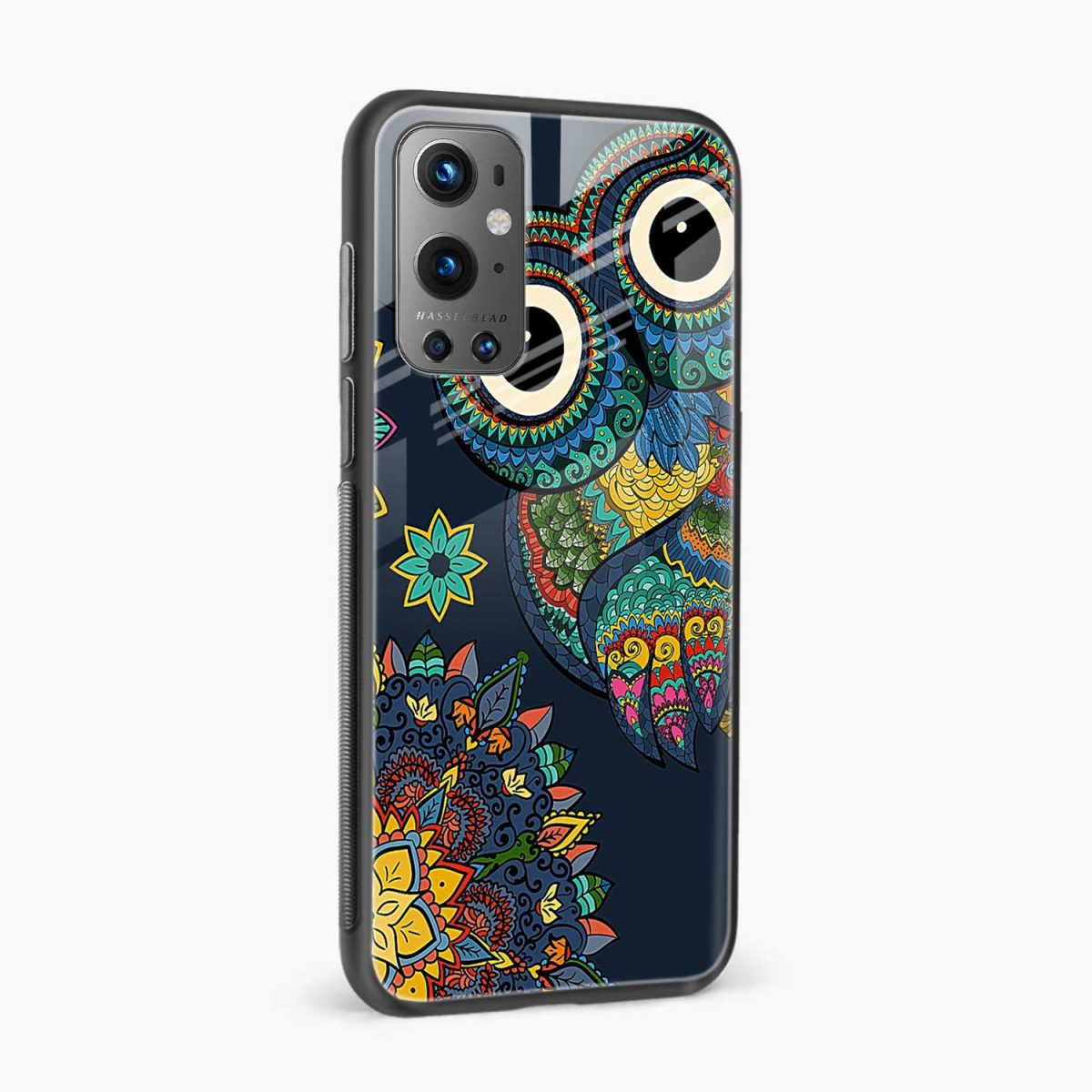 owl eyes side view oneplus 9 pro back cover